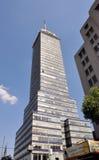 城市latinoamericana墨西哥塔 免版税库存图片
