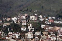 城市ordu 图库摄影