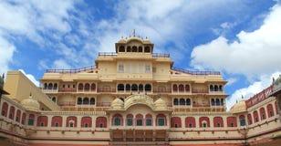 城市Palace.Jaipur。 库存图片