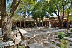 城市Palace.Jaipur,拉贾斯坦 乌代浦 拉贾斯坦 印度 免版税库存照片