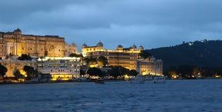 城市Palace.Jaipur,拉贾斯坦 库存照片