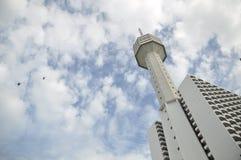 城市pattaya塔 免版税库存照片