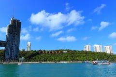 城市pattaya泰国 免版税图库摄影