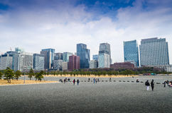 城市scapes 免版税库存照片