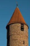 城楼 库存图片