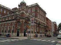 费城街道  库存图片