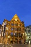 城镇厅在多特蒙德在德国 免版税库存照片