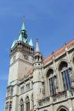 城镇厅,布朗斯维克 免版税库存图片