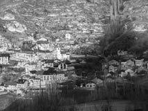 城镇 免版税库存照片