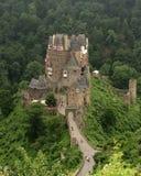 城镇Eltz,德国 免版税库存照片