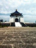 城镇Kai Sek纪念堂,台湾 免版税库存图片