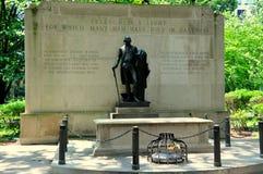 费城, PA :无名英雄墓 免版税库存图片
