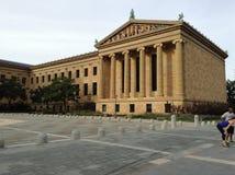 费城-博物馆 免版税图库摄影