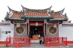 城hoon寺庙teng 免版税库存图片