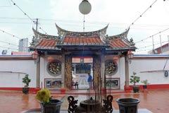 城hoon寺庙teng 库存图片