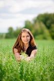 域妇女年轻人 图库摄影