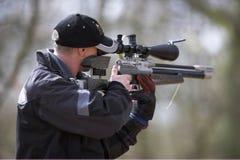 域射击者目标 免版税图库摄影