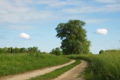 域横向乌克兰语 免版税图库摄影