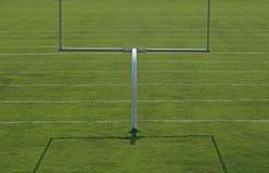 域橄榄球使用 库存图片
