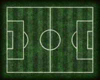 域橄榄球足球 库存图片