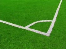域足球 免版税图库摄影