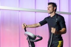 培训锻炼 免版税库存照片