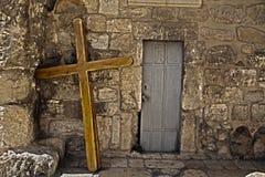 朝圣十字架 免版税库存图片