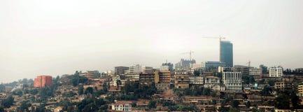 基加利卢旺达 库存照片
