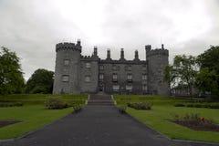 基尔肯尼城堡,爱尔兰 免版税库存图片