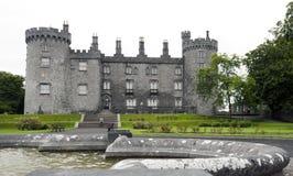 基尔肯尼城堡,爱尔兰 图库摄影