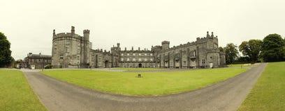基尔肯尼城堡-爱尔兰 库存照片