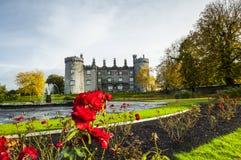 基尔肯尼城堡 免版税图库摄影