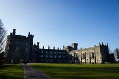 基尔肯尼城堡 免版税库存图片