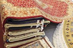 巴基斯坦地毯 库存照片