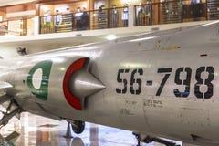 巴基斯坦空军队博物馆在卡拉奇 库存图片