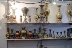 巴基斯坦花瓶 库存图片