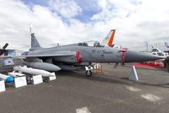 巴基斯坦JF-17喷气式歼击机 免版税库存图片
