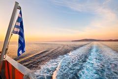 基斯诺斯岛 免版税库存照片