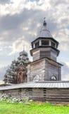 基日岛 变貌古老教会  免版税图库摄影
