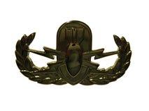基本的EOD徽章 免版税库存图片