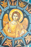 基督・耶稣绘画 库存照片