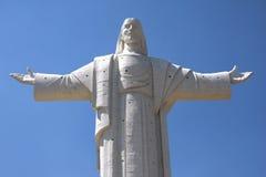 基督・ cochabamba 库存图片