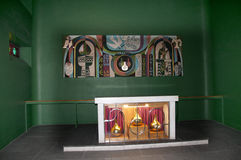 基督利物浦大城市宽容大教堂国王 库存图片