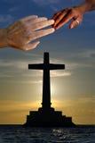 基督团结 库存照片