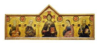 基督图标耶稣 免版税图库摄影