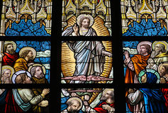 基督复活 免版税库存图片
