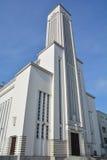 基督复活教会 库存图片