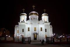 基督大教堂救主。 Pyatigorsk。 库存照片