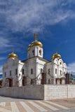 基督大教堂救主。Pyatigorsk。 免版税库存图片