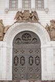 基督寺庙救主 库存照片